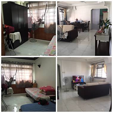 1 filipina needed for room sharing woodlands area