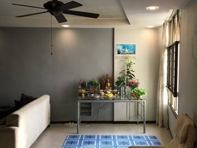 Common room with air con near Boon Lay MRT