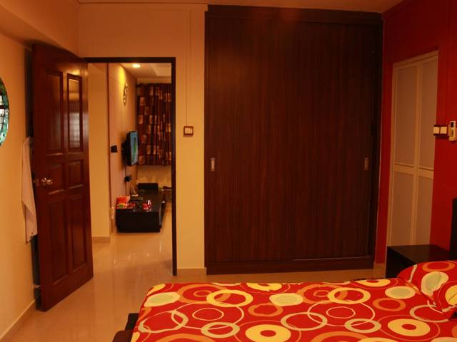 FF Master Bedroom for rent (Telok Blangah Crescent) : Tiong Bahru / Harbourfront / Vivo