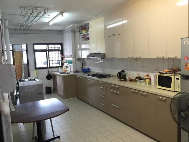Rare 4bedroom HDB unit HOUGANG