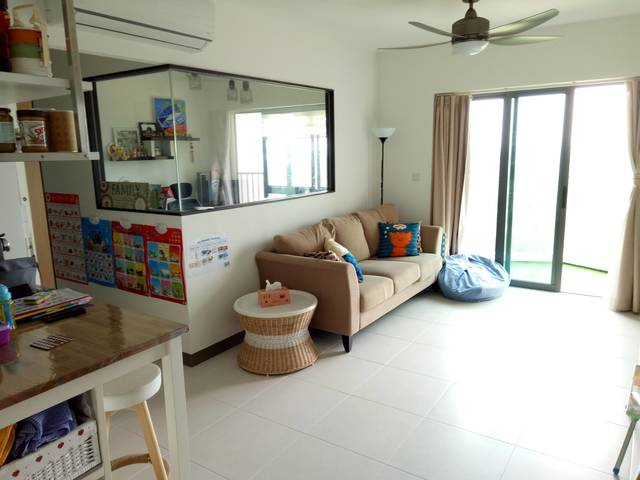 BN Fully Furnished Room for Couples, Professional and Students at Skyville Dawson, Queenstown MRT