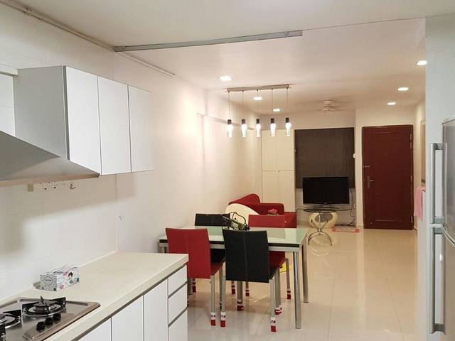 Whole Unit Rental, Beautiful renovated, 3-NG @ Hougang