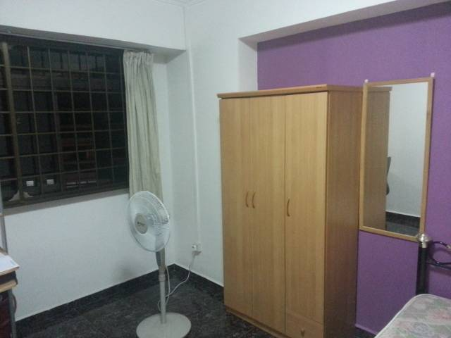 Fully Furnished Room For Rent (Female, Couples Welcomed) Choa Chu Kang