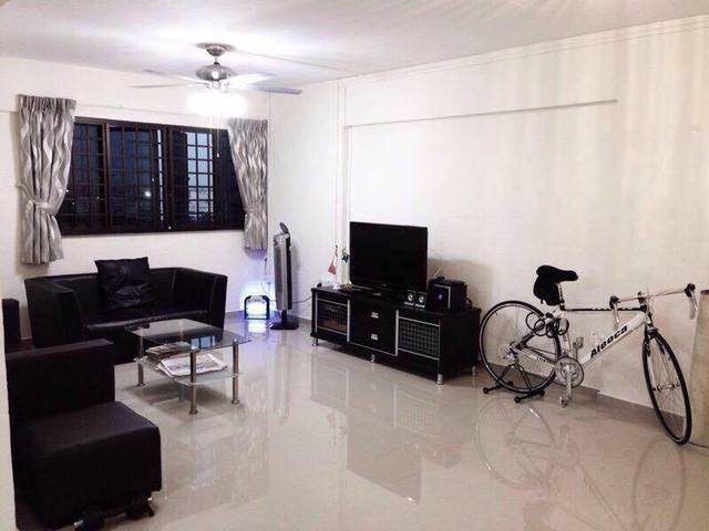 Great Master Bedroom at Bedok Place
