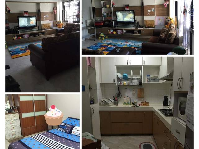 master bedroom for 2-3 pax, 8 mins to sengkang mrt, walking distance to lrt