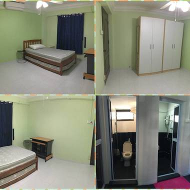 Common Room in Kallang Bahru