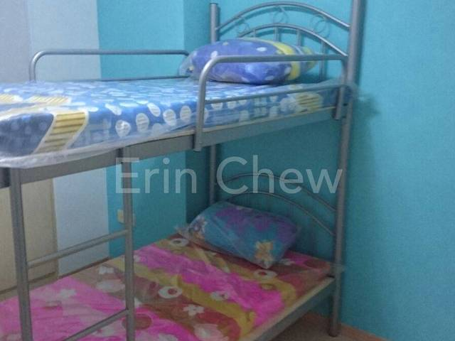 Newly Furnished Common Room for Rent @ 199B Punggol Field