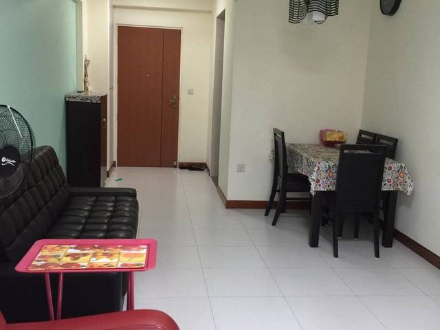 Master room + Common room near Boon Lay MRT (No Agency Fees)
