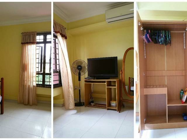 A/C ROOM FOR RENT @ SEMBAWANG (NO AGENT'S FEE)