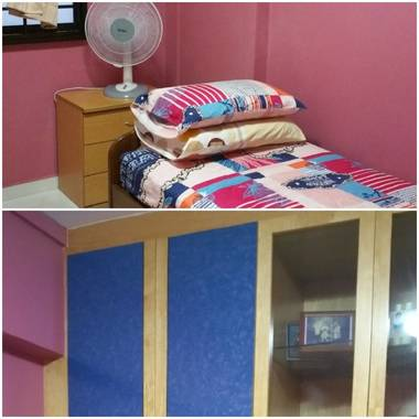 Common Room Near Sengkang MRT and Shopping mall