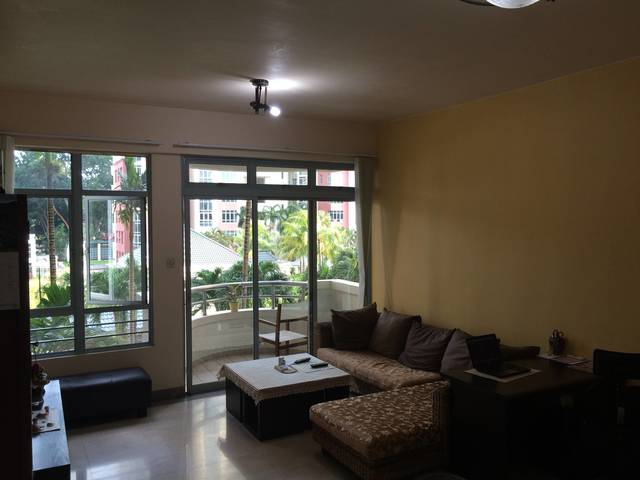 Common Room for rent at The Makena ( east coast )