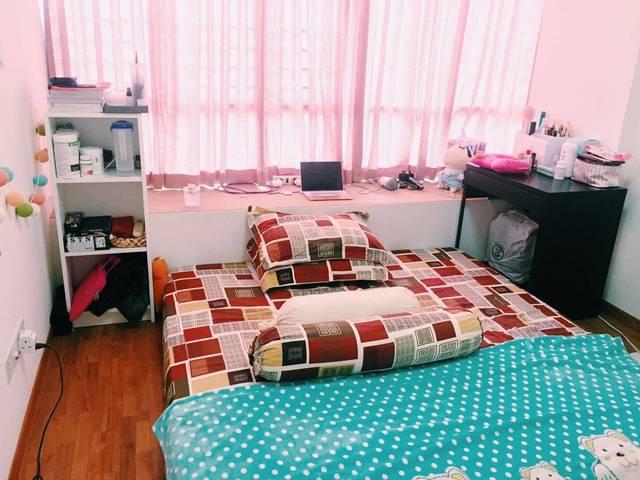 Cozy Master Bedroom in A Peaceful Area