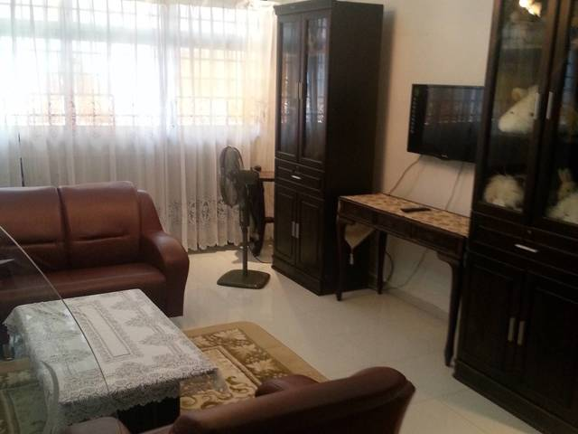PASIR RIS MASTERBEDROOM or COMMON ROOM FOR RENT (NO OWNER )