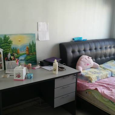 common room for rent at blk684C jurong west street 64