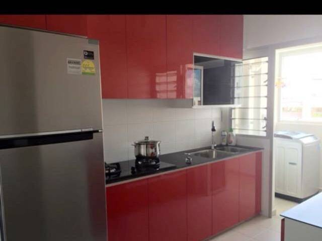 New Flat Room for Rental for single only at Tampines