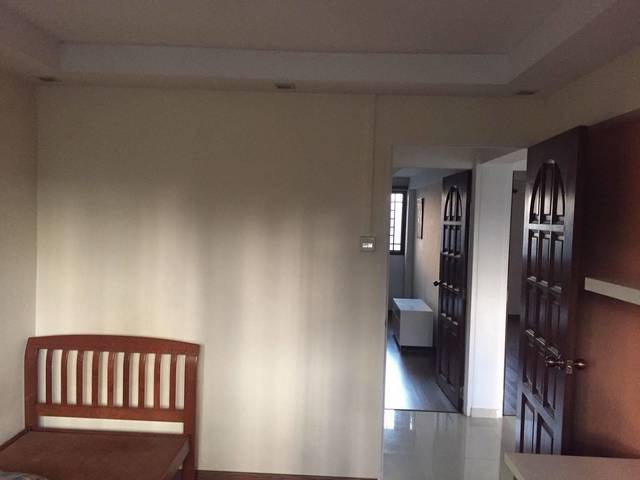 Two nice clean decent rooms condo layout for rent