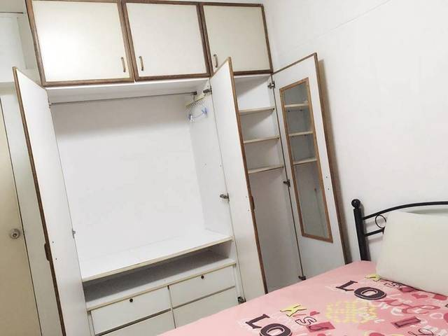 AC COMMON ROOM FOR RENT (BUKIT PURMEI) NO AGENT FEE