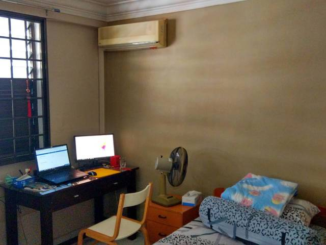 Room for rent no aircon at Toa Payoh