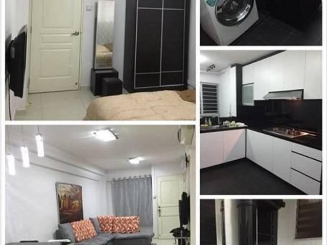 Cozy Master Bedroom For Rent ( Near AMK MRT )