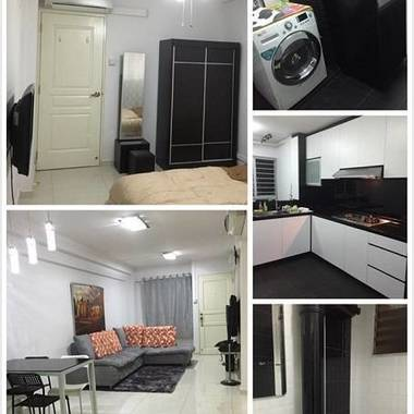 Cozy Master Bedroom For Rent ( Near AMK MRT )