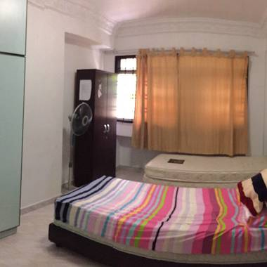 Common room for rent (Single or Couple), max of 2 persons