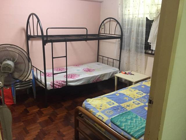 FEMALE ROOM - TOA PAYOH