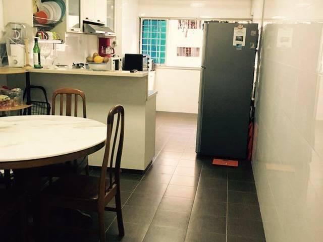 Master Bedroom Rent near Vivo City / Harbourfront / Mapletree Alexandra