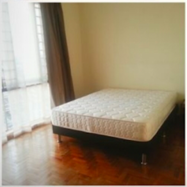 Master Bedroom@Astoria Park, 2mins walk from Kembangan MRT Station