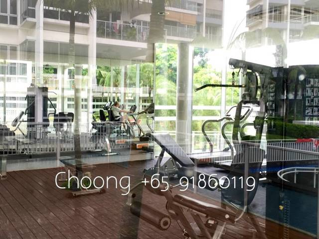 The Parc condo common rm, furn ac wifi pool gym no agent fee