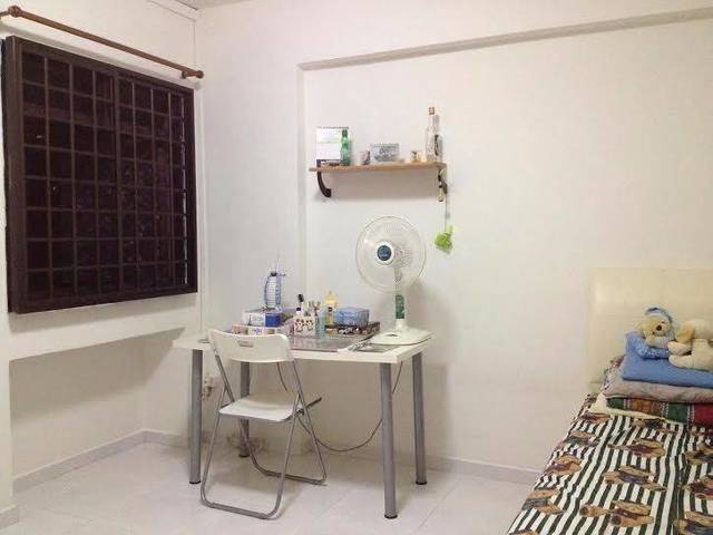 Fully Furnished Common Room - near Admiralty MRT
