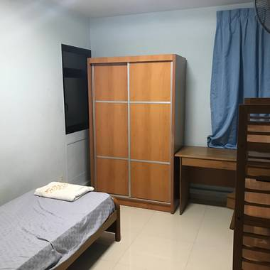 Fully Furnished Room for Rent at Excellent Location