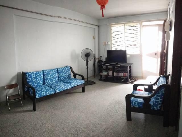 Common room near Boon Keng MRT