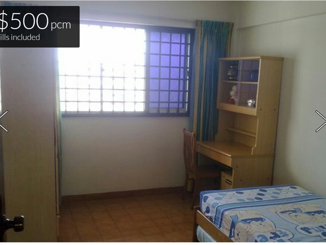 2 Common rooms near khatib MRT