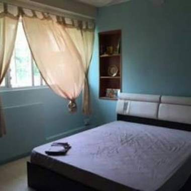 HUGE MASTER BEDROM FOR RENT @ BEDOK RESERVOIR ROAD