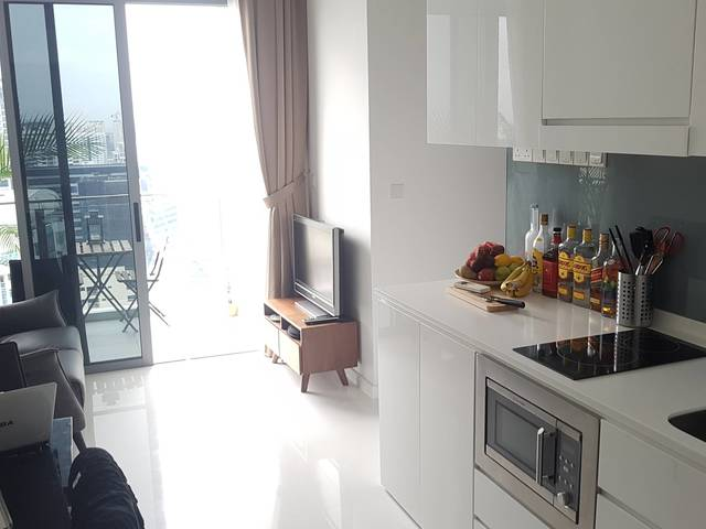 Beautiful room in luxorious apartment