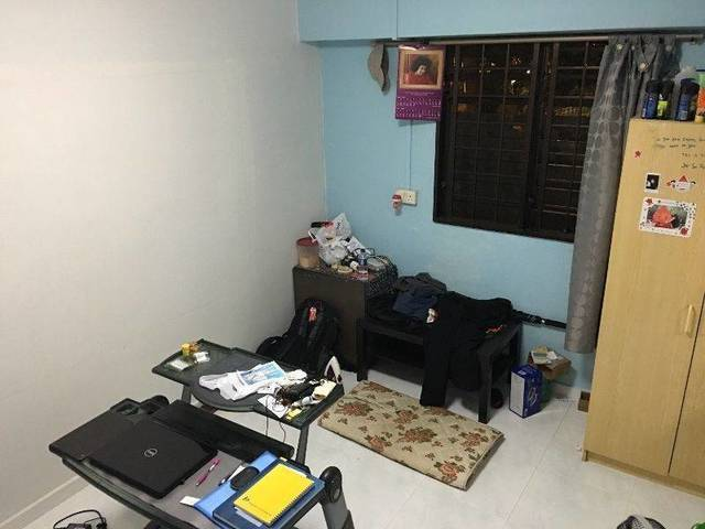 $600 common room for rent Bedok