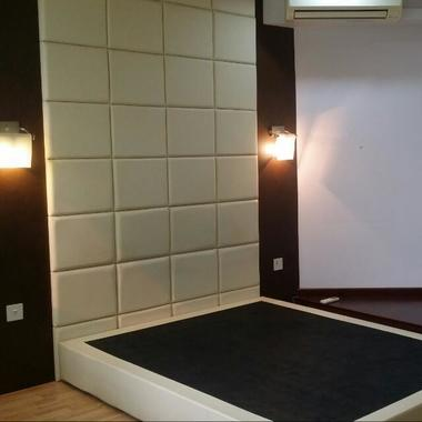 2+1bedroom and walk in wardrobe/study room for rent