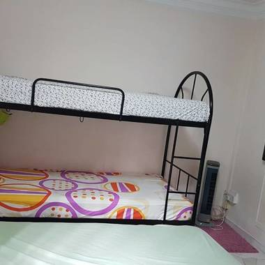 HOUGANG MASTER'S BEDROOM LADY BEDSPACE @$380