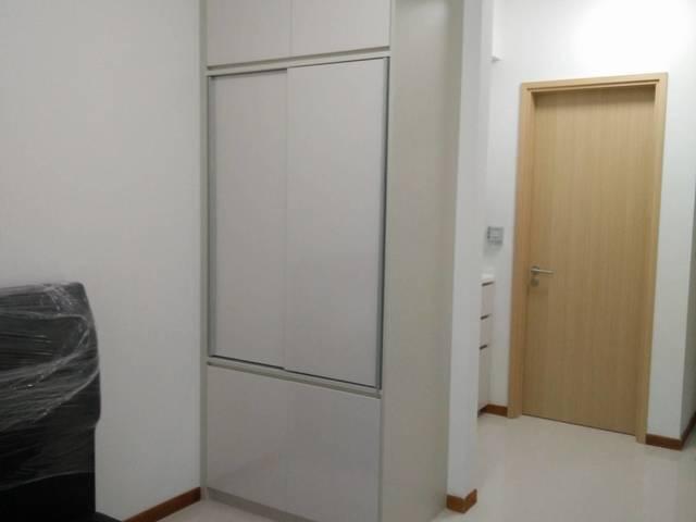Ground floor studio unit in Woodlands for rent (Forestville - new EC, TOP in Apr 16)
