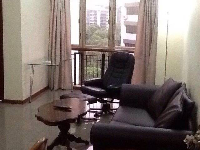 Regent Park Condo Fully Furnished with 2 Bedrooms- Clementi MRT and near IBP
