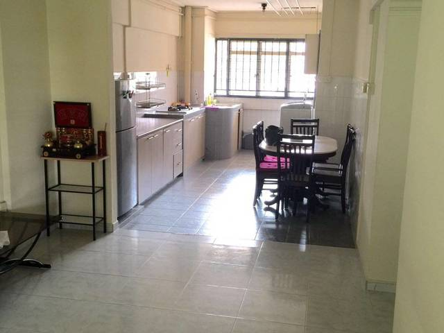 3room flat for rent, near NEX