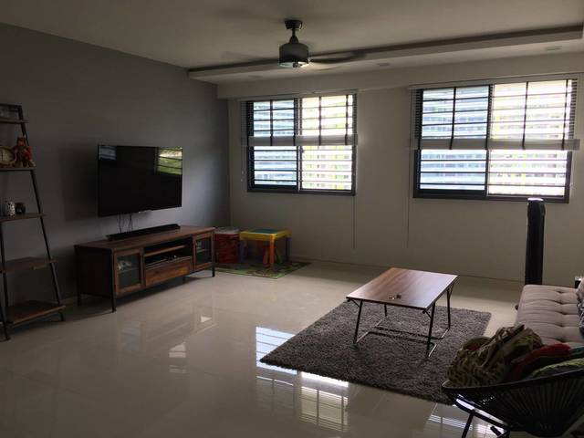 Common Room @ Punggol Waterway Terrace_3 minutes to Waterway Point/Punggol MRT