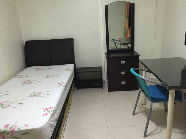 Common Room at Woodlands for Rent