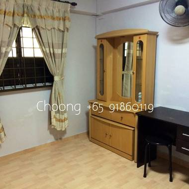 West Coast blk 515 common rm for 1 or 2, couple ok, furn ac wifi no agent fee