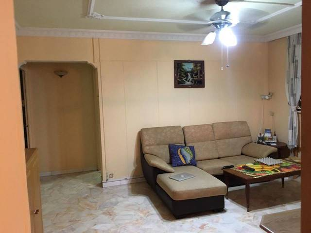 4 Room Flat in Simei For Rent