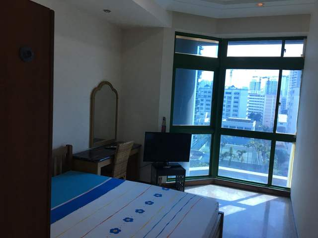 Beautiful firnished Aircon Room for Rent at St Michael's Place near Boon Keng MRT