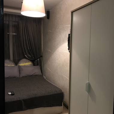 Fully renovated small room