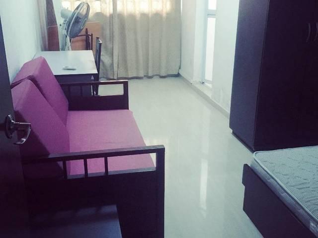 Pasir Ris Dr6 41X, master room for rent. Near MRT,High floor, quiet&windy