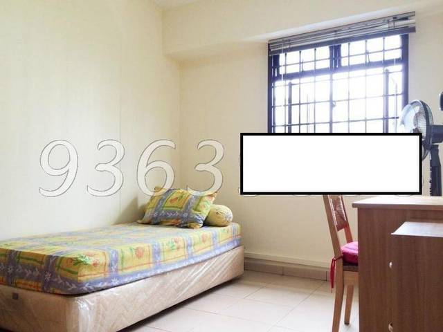 Room for rent 550$ - near Changi business park