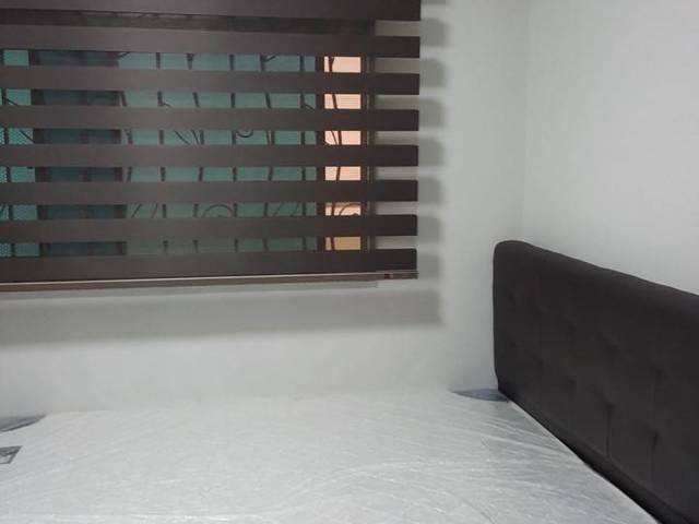 Common room with new furniture for rent @ $650